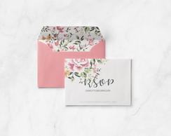 RSVP Vintage Flowers - ARTE DIGITAL