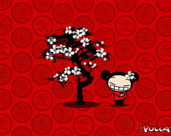Painel 1x0,65 Pucca