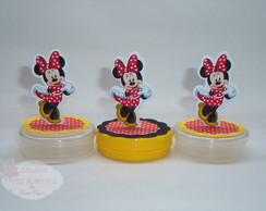 Aplique latinha 3D Minnie