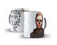 Caneca American Horror Story - Normal People
