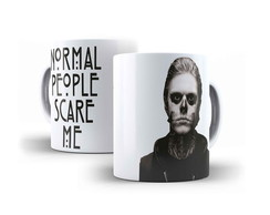 Caneca American Horror Story - Normal People Mod 2