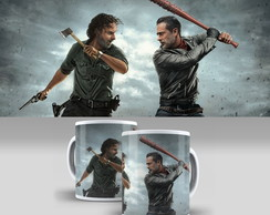 Caneca The Walking Dead - Mod 01