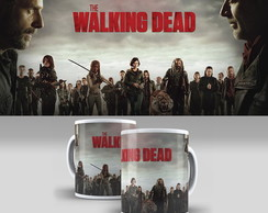 Caneca The Walking Dead - Mod 03