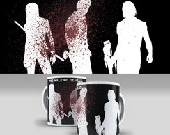 Caneca The Walking Dead - Mod 04