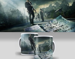 Caneca The Walking Dead - Mod 07