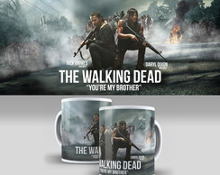 Caneca The Walking Dead - Mod 09