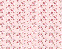 8313 - Mini Flower Rosa Cotton
