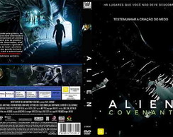 Filme Alien Covenant 2017- Filmes Via Email, Mídia Digital