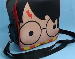 Bolsa Lateral Harry Potter eOutros Temas