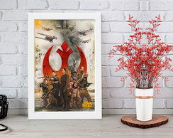 Quadro Star Wars Rogue One