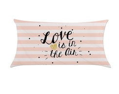 capa almofada love is in the air- 30x50