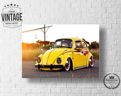 Placa Decorativa VW FUSCA