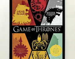 Quadro Game of Thrones