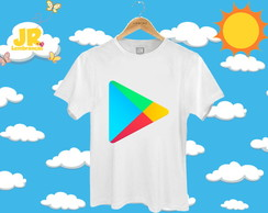 Blusa Personalizada Play Store