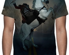 Camiseta Série Sleepy Hollow - Estampa Total