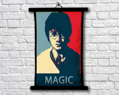 1Pergaminho Harry Potter - Magic