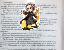 Marcador Magnetico Daenerys Game of Thrones