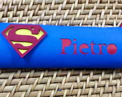 Chocolate Suflair Personalizado Superman