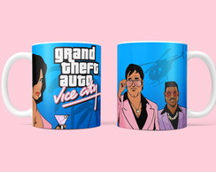 "Caneca ""GTA - Vice City"""
