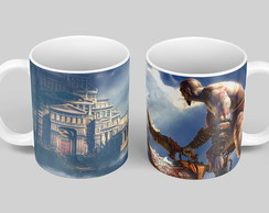 "Caneca ""God Of War"""