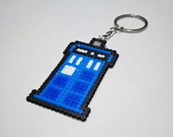 Chaveiro TARDIS - Doctor Who