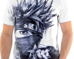 Image of: Assistir Naruto Camisa Camiseta Personalizada Anime Naruto Kakashi 03 Animeplanet Naruto Animalog Elo7