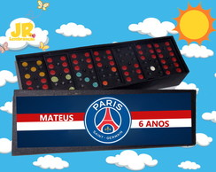 festa paris saint germain elo7. Black Bedroom Furniture Sets. Home Design Ideas