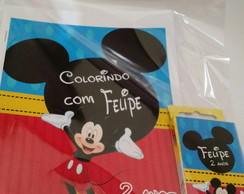 kKit Colorir Mickey