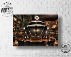 Placa Decorativa VW FUSCA 01