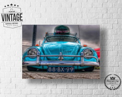 Placa Decorativa VW FUSCA 04