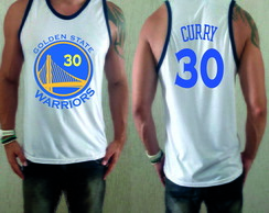 Camiseta Regata Golden State Warriors