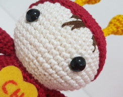 Chapolin Colorado amigurumi