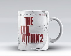 Caneca The Evil Within 2