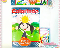 Kit Colorir Show da Luna