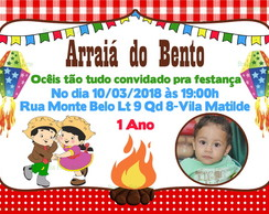 Arraiá Festa Junina