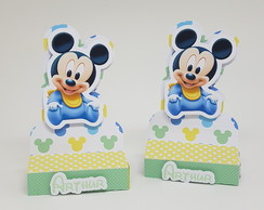 Porta Bis Mickey Baby