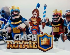 Kit display de mesa Clash Royale