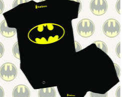 Conjunto - Batman