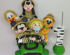 JIPE turma MICKEY SAFARI