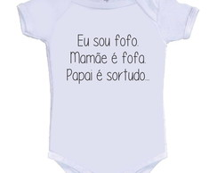 Body Fofo Igual a Mamãe