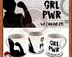 Caneca Girl Power 01