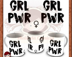 Caneca Girl Power 02