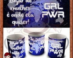 Caneca Girl Power 04