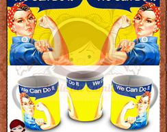 Caneca Girl Power 05