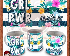 Caneca Girl Power 06
