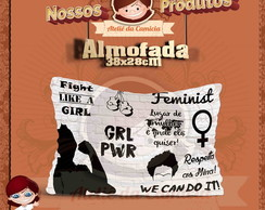Almofada 38x28 Girl Power 01