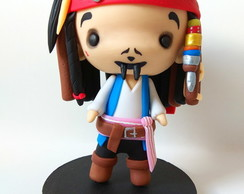 Toy Art Colecionável Jack Sparrow
