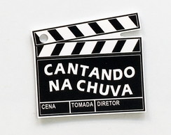 TAGs tema cinema/Hollywood em PVC !!!