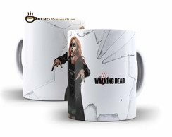 Caneca The Walking Dead Ataque Zumbi Mod 2