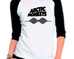 Camiseta Raglan 3/4 Arctic Monkeys